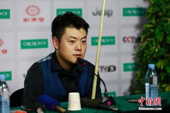 斯诺克世锦赛资格赛:中国军团仅剩梁文博一人