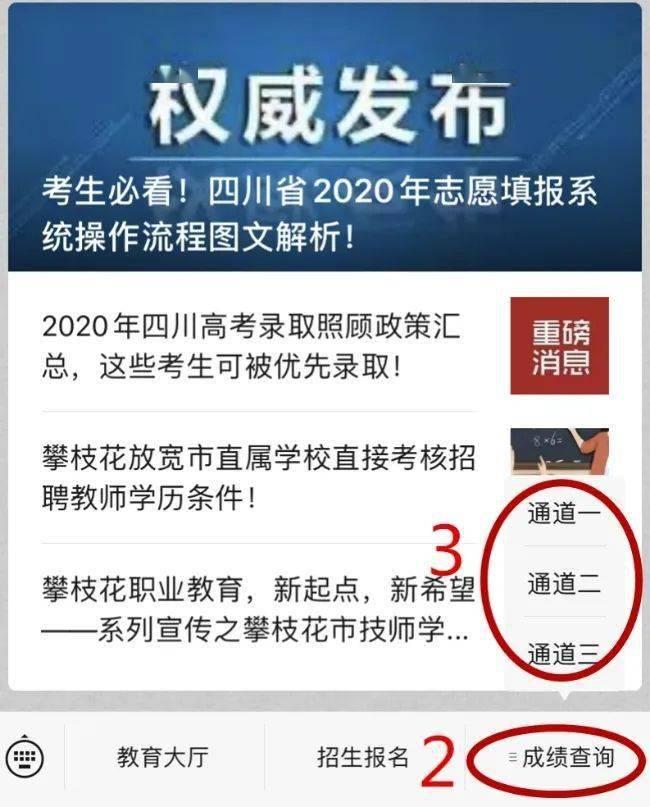 2020年攀枝花高考成_攀枝花市2020年普通高考平安顺利结束