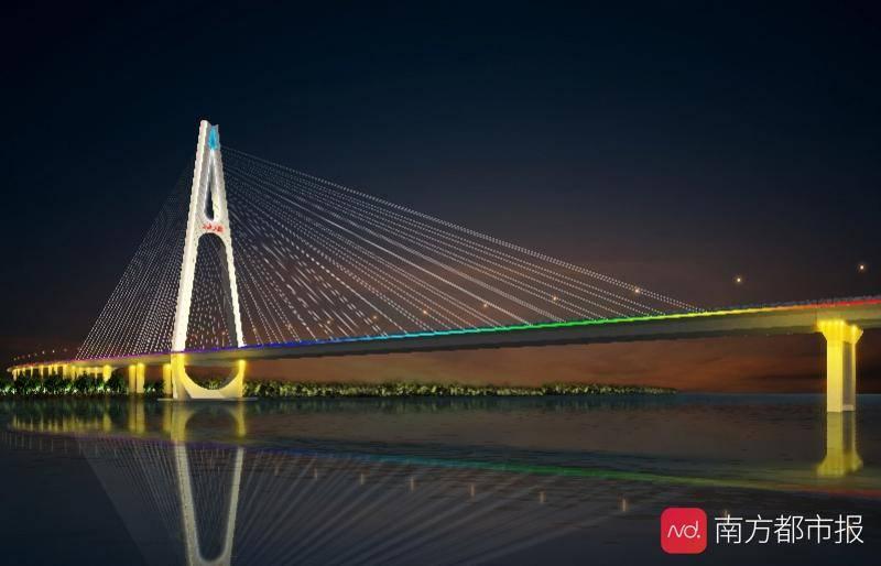 今日浙江新闻头条三水三桥即将开工建设
