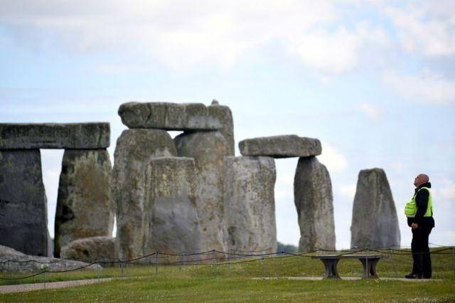 英国巨石阵石料来源之谜被揭开 英国巨石是外星人的杰作?