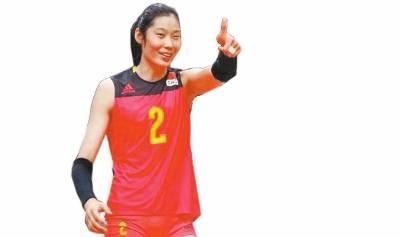 中国女排队长、咱河南姑娘朱婷是如何取得今日成就的?