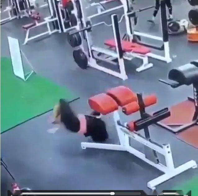 摔断颈椎!28岁女子错误健身险丧命,你真的会使用器械吗?
