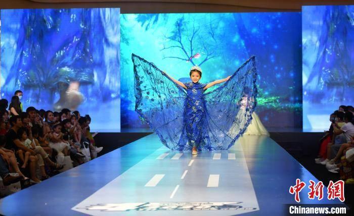 既萌趣又时尚2020完美童模广州赛区总决赛上演