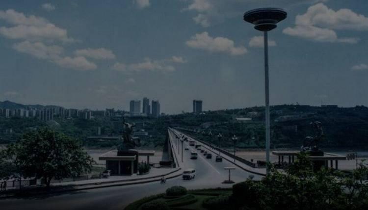 重庆人自己修建的第一座城市跨江大桥,今年已40岁了