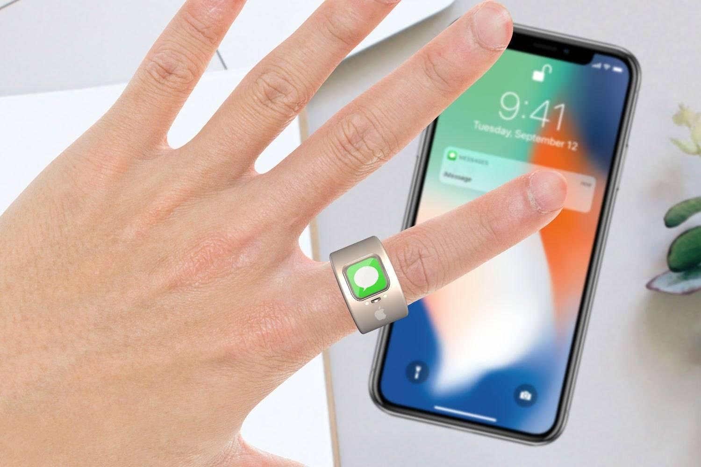 """武装到手指?苹果要做""""智能戒指"""",比AirPods还能圈钱"""