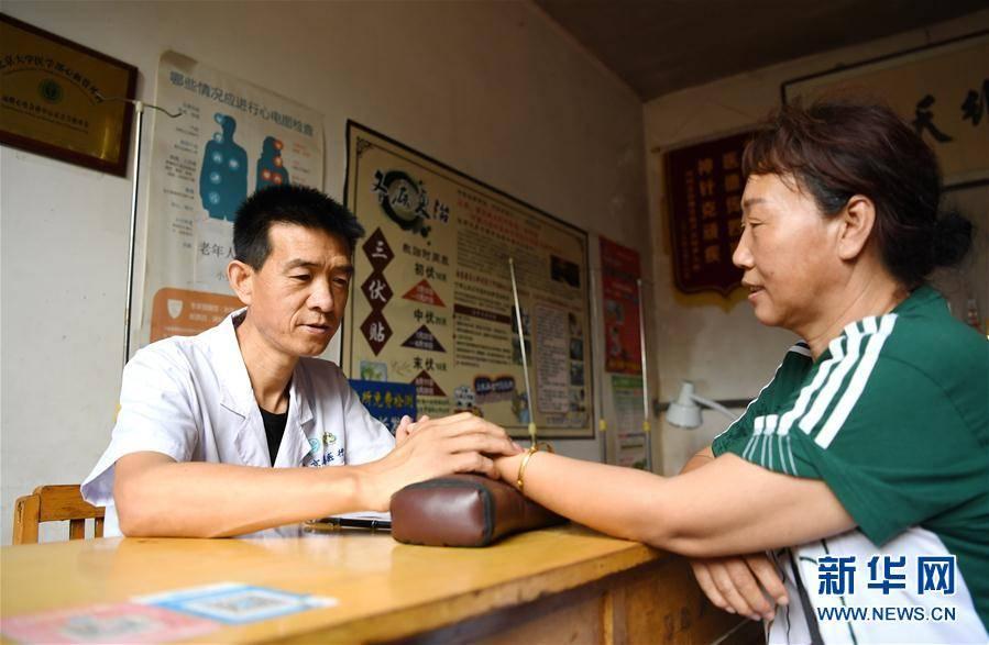 乡村医生徐宏业:扎根乡间22年守护群众健康