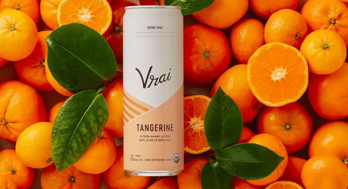 为消费者提供即饮酒精饮料组合,「Vrai」调制特色鸡尾酒饮料