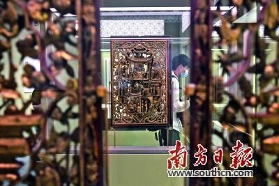 潮州木雕何以受国博青睐?高超技艺背后蕴藏着这些文化