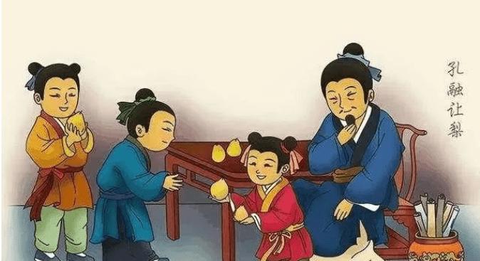 """华之:""""建安七子""""系列之——孔融"""
