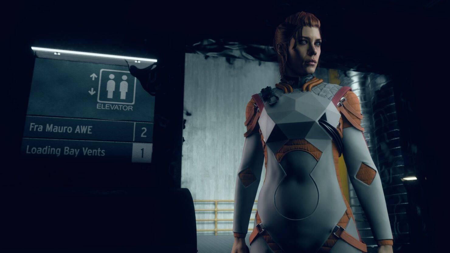 《控制》宣布推出第二个DLC:8月27日发布