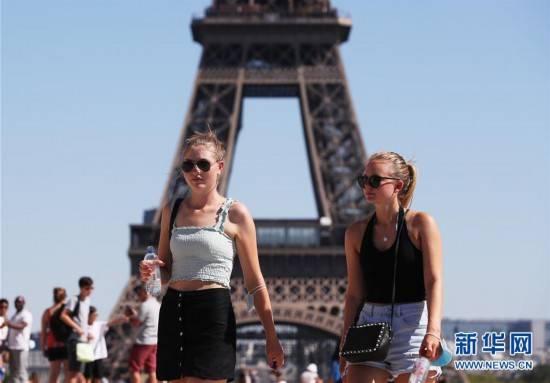 法国多地发布高温红色警报_中欧新闻_欧洲中文网