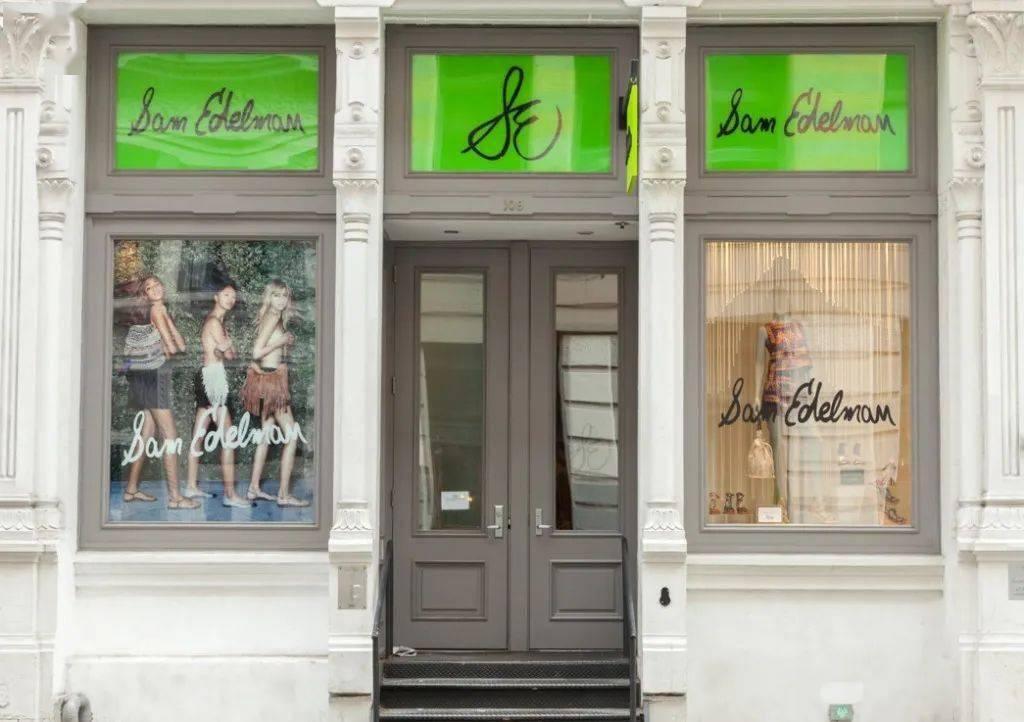 来自纽约的时尚女鞋Sam Edelman,计划三年内拓展至百家店