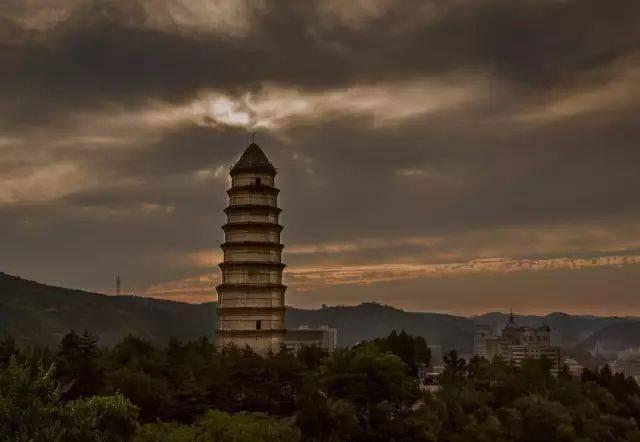 中国著名古佛塔大全,你了解吗?