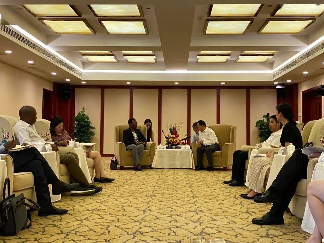<b>外交动态 肯尼亚驻华大使将在易会晤</b>