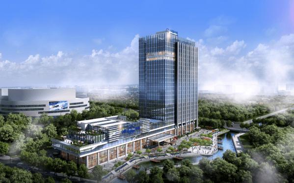 中国中铁又一区域总部开工建设!预计2020年税收达上亿