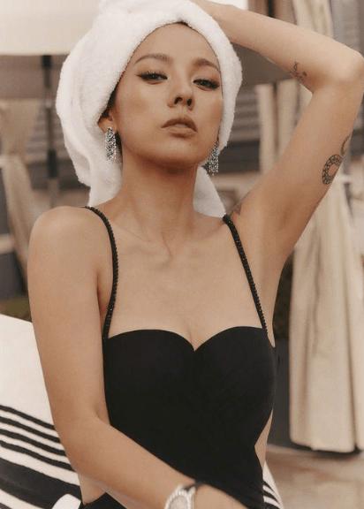 乘风破浪的欧尼李孝利,想和她一样拥有完美的逆龄颜值!