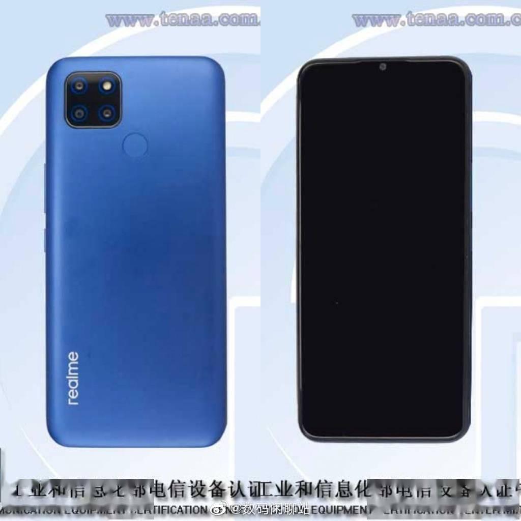 首款百元5G手机?realme新机明天发布:配备天玑720