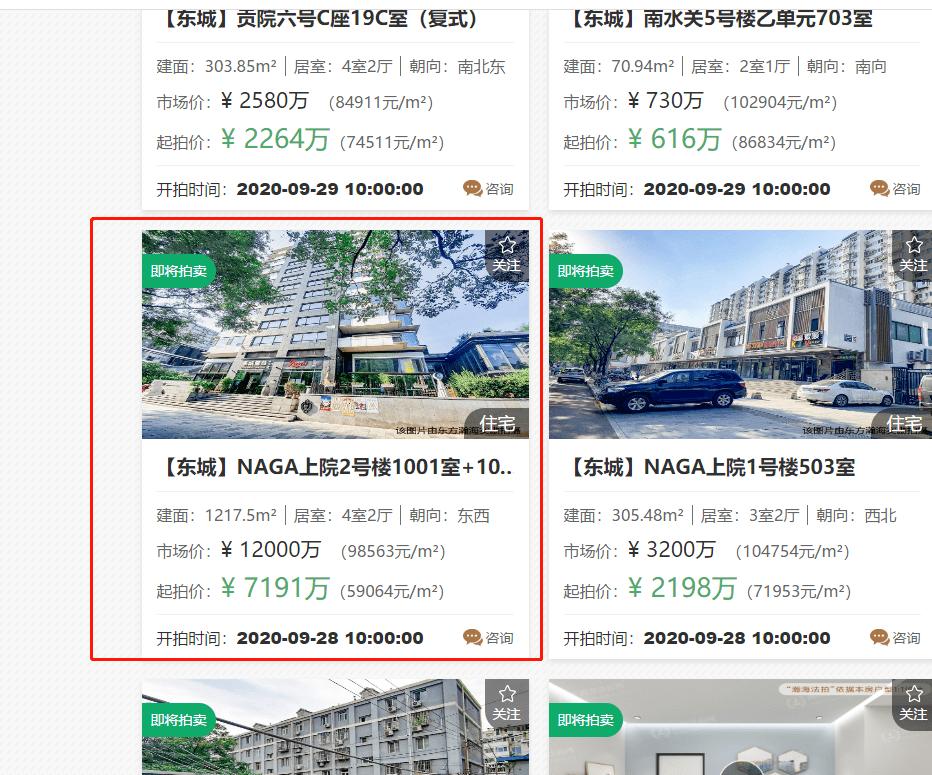 赢咖3平台官网 起拍价超7000万!北京二环内,成龙两套豪宅将被拍卖,原因是...(图1)