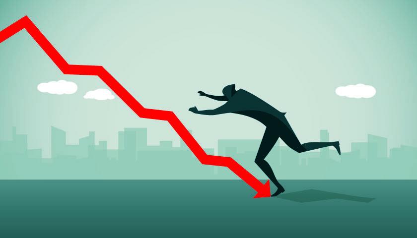 """道琼斯指数大跌逾800点,美股迎来""""明斯基时刻""""?"""