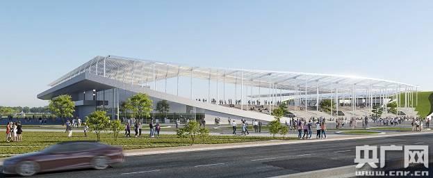 """计划2021年10月竣工""""面世""""浙江桐庐推进亚运马术项目基础设施建设"""