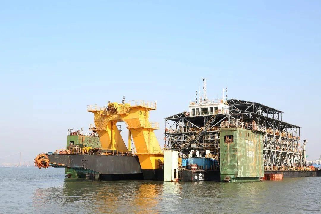 广东中远海运重工完成首个海底采矿船海损修理项目