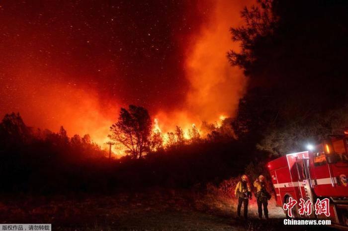 破坏程度前所未有!美国西部大火持续 已致15人死亡插图(2)