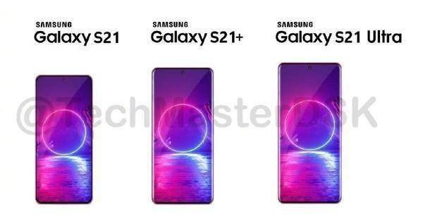 Galaxy S21 Ultra相机细节曝光:或采用两个长焦镜头