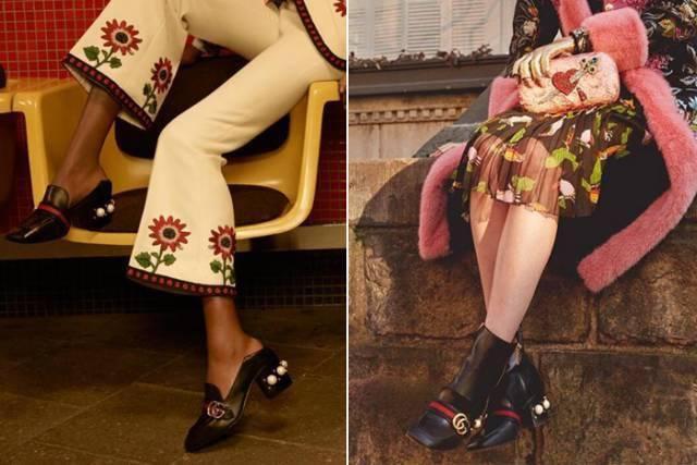 这些貌美的珍珠鞋,让你掏空钱包也想买