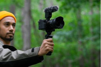 12499元!索尼发布A7C微单相机:最入门全画幅微单