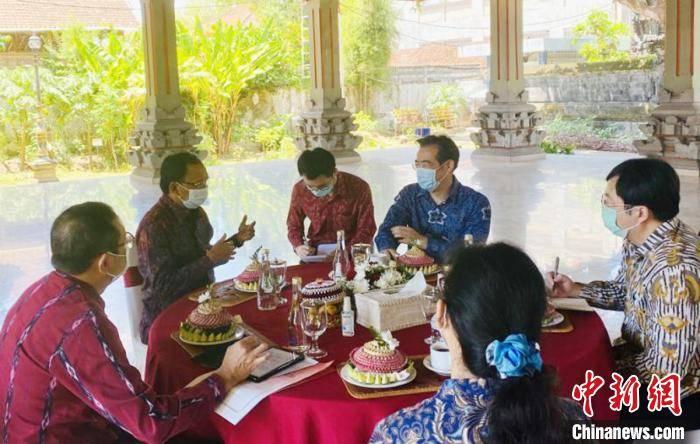 今年是中国与印尼建交70周年