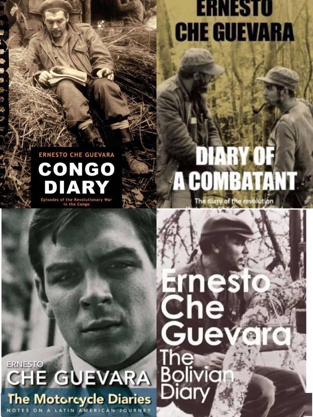 切·格瓦拉太喜欢写日记了,从《摩托日记》一直写到《玻利维亚日记》