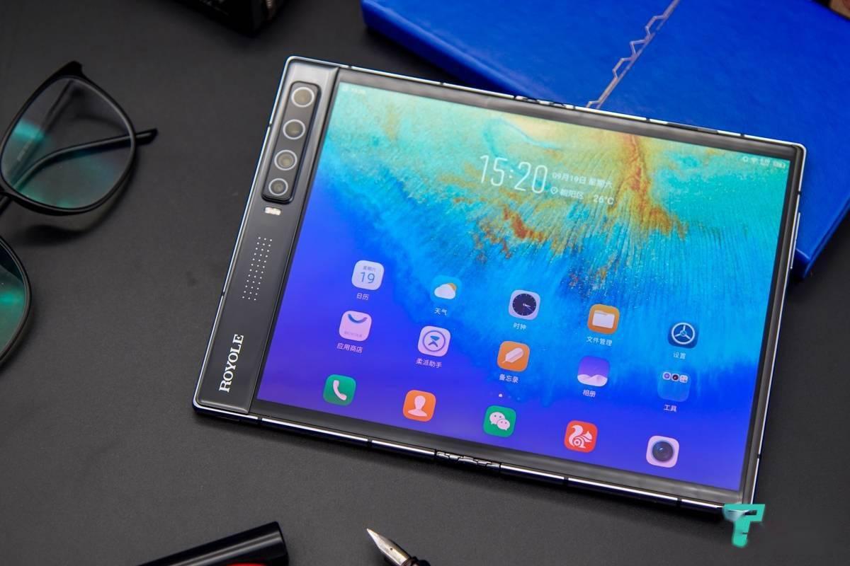从实验走向实用,柔宇FlexPai 2折叠屏手机首发评测 | 钛极客