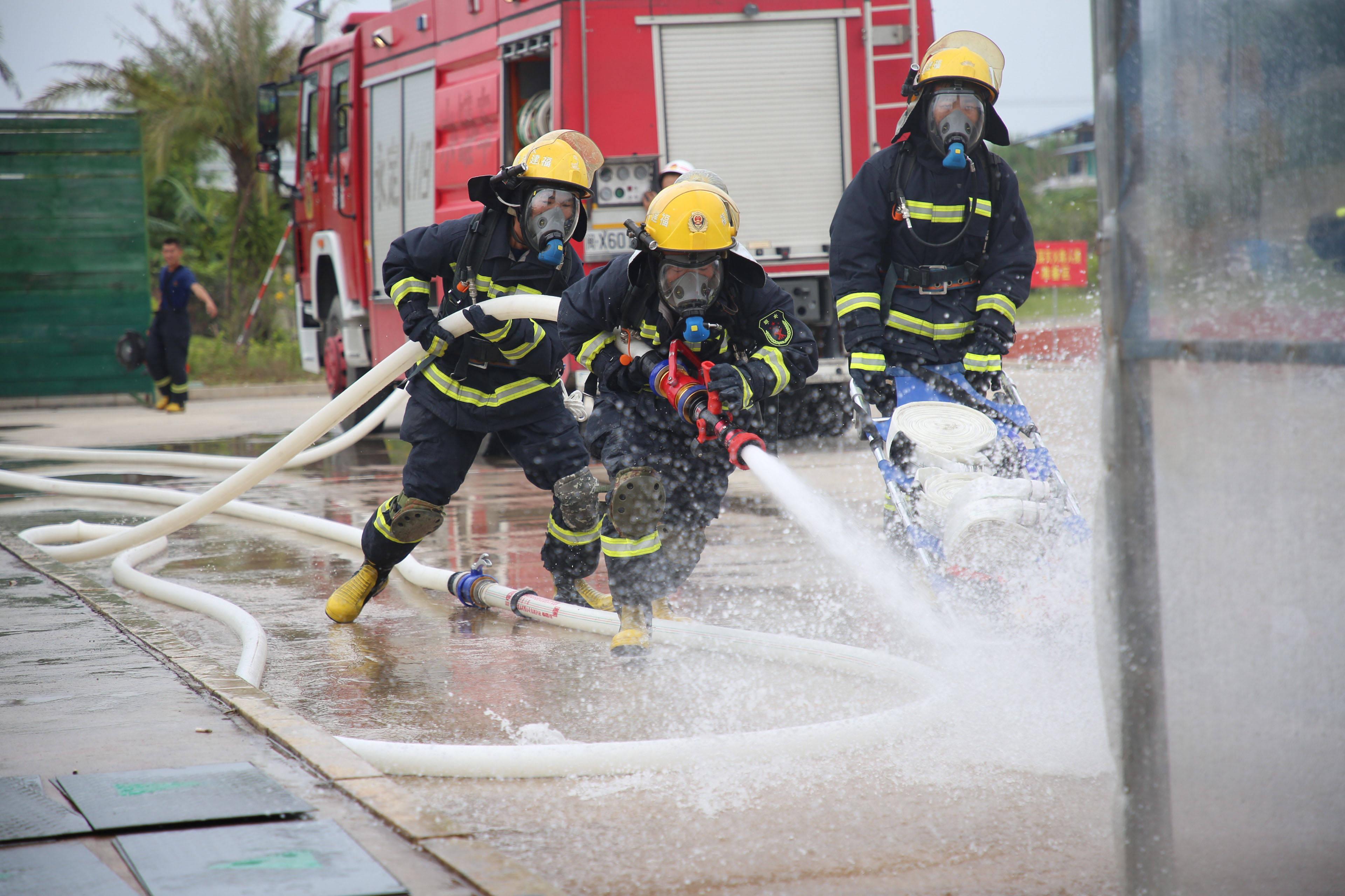 某公司在德诚恒安下单消防设备