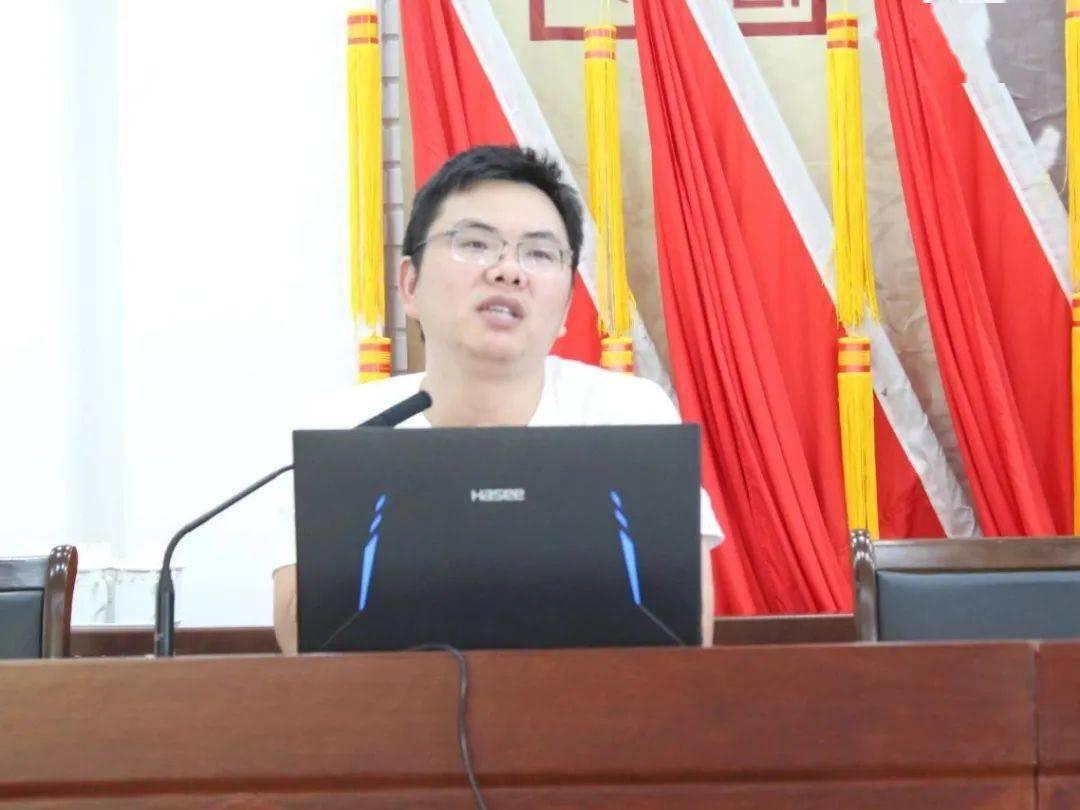 唐阳镇组织企业安静生产教育培训