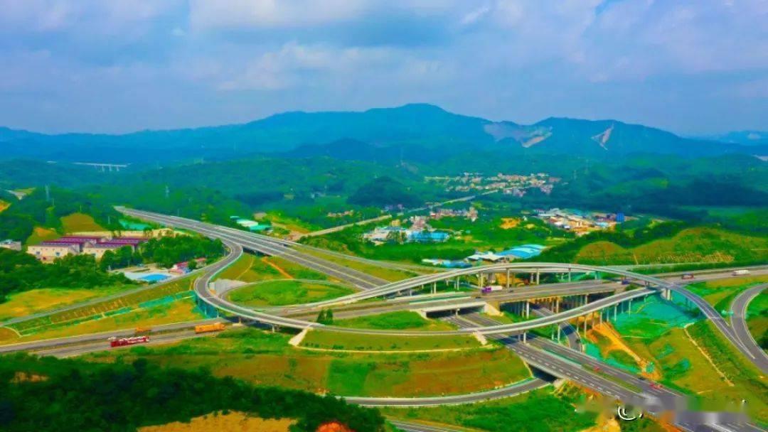惠州到清远仅需1个半小时!惠清高速预计10月通车