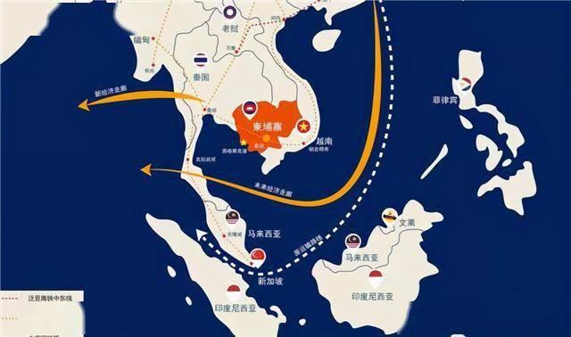 泰国研究克拉地峡项目,不挖运河改为陆路通道,造价降低可行性高图片