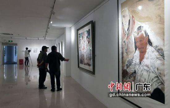 深圳福田美术馆开馆121幅艺术作品参展
