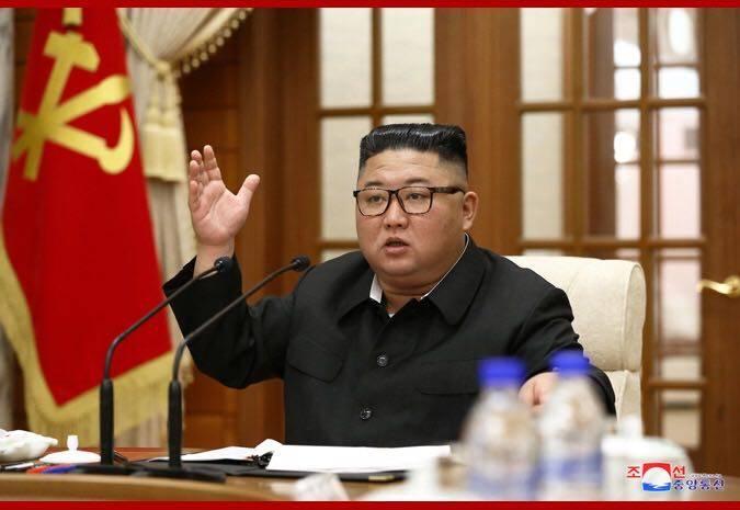 朝鲜召开政治局会议商讨防疫工作,金正恩出席并主持会议