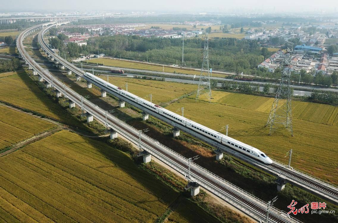 10月11日起 全国铁路客货运输能力将进一步提高
