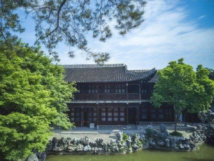 终于通高铁!这座千年古城,有比苏州更雅致的园林,比广州更古老的早茶!