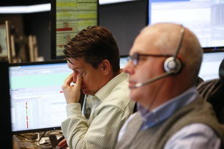 美国股市变化