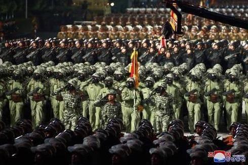 """朝鲜启动""""80天战斗"""""""