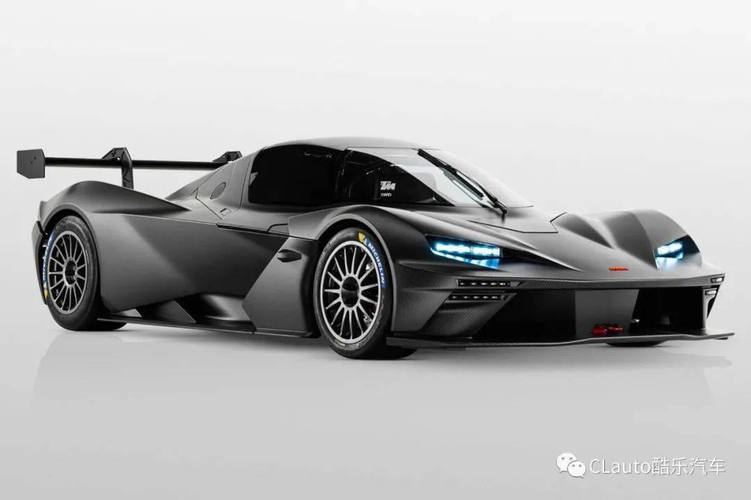 从271,000美元开始,KTM发布了一个新的X-Bow GTX 530马力和独家赛道|酷车
