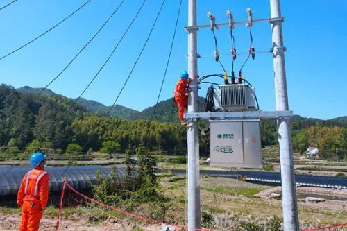 安徽:原水电供区电网升级惠民生