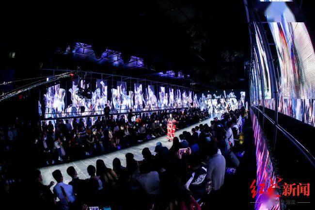有一种生活美学叫成都,2020中国设计大秀惊艳亮相