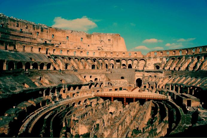 罗马帝国崩溃前的最后一根稻草,为何他死后,罗马再无统一可能?