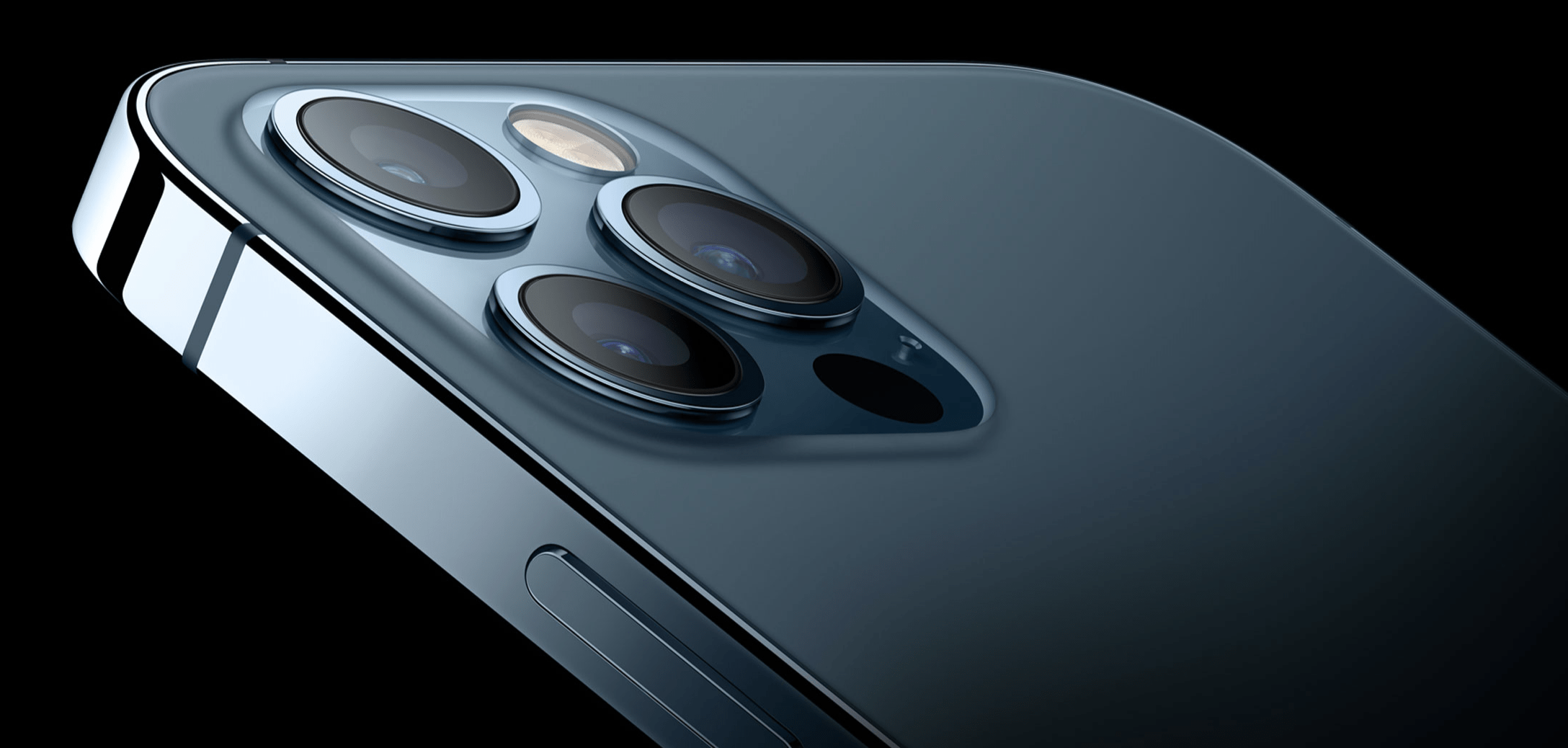 iPhone 的「第四颗摄像头」位置,为什么给了激光雷达?