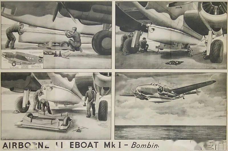 为救生艇插上翅膀,小谈各国空投式海空救援设备发展(英美篇)     第6张