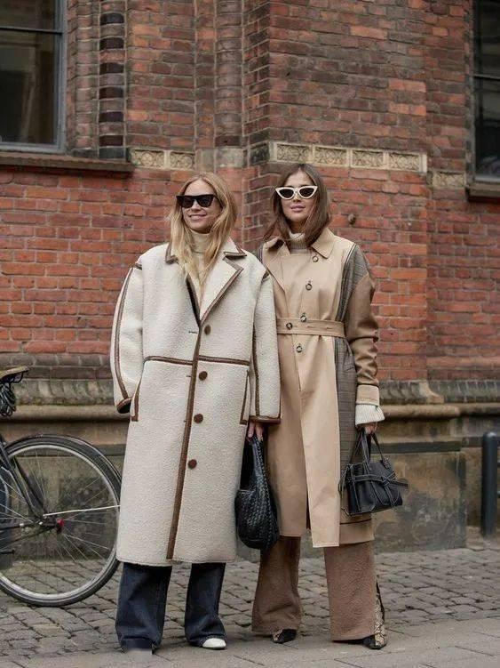 不同身材如何选大衣?