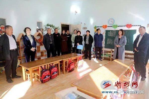 河曲县人大常委会组织调研学前教育工作
